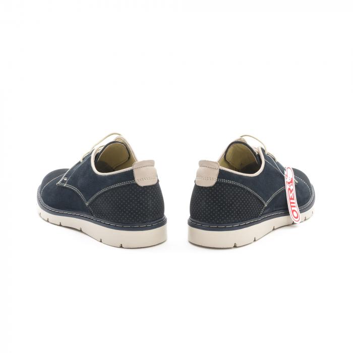 Pantof casual barbat OT 5925 42-2 bleumarin 6