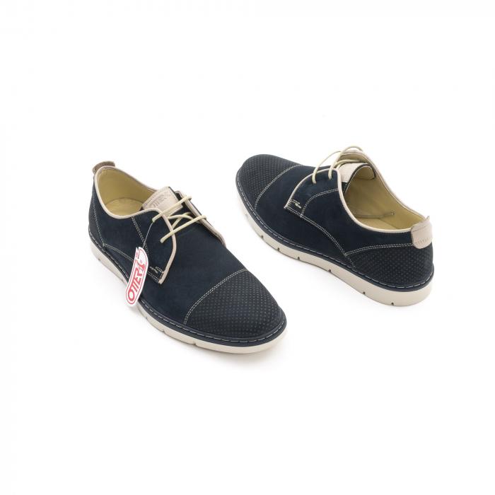 Pantof casual barbat OT 5925 42-2 bleumarin 2