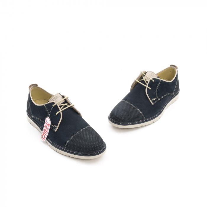 Pantof casual barbat OT 5925 42-2 bleumarin 1