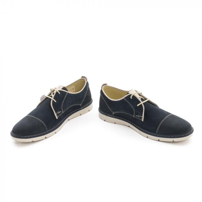Pantof casual barbat OT 5925 42-2 bleumarin 4