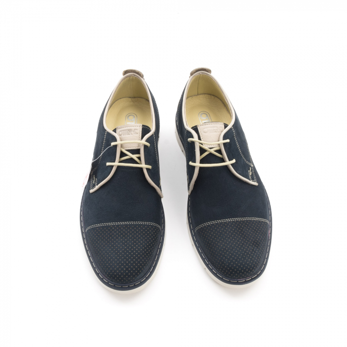 Pantof casual barbat OT 5925 42-2 bleumarin 5