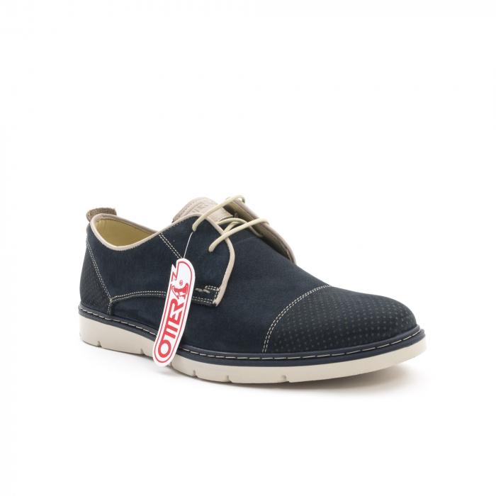 Pantof casual barbat OT 5925 42-2 bleumarin 0