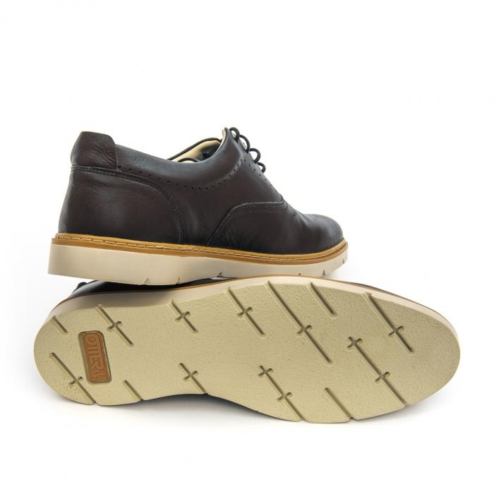 Pantof casual barbat OT 5915 black lotus 4