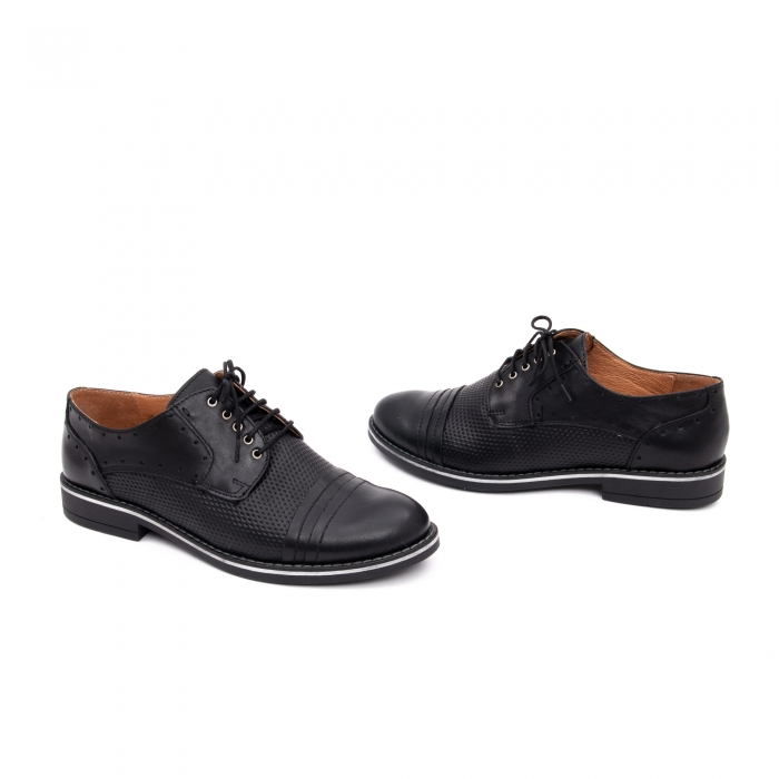 Pantof casual dama LFX 094 negru 2
