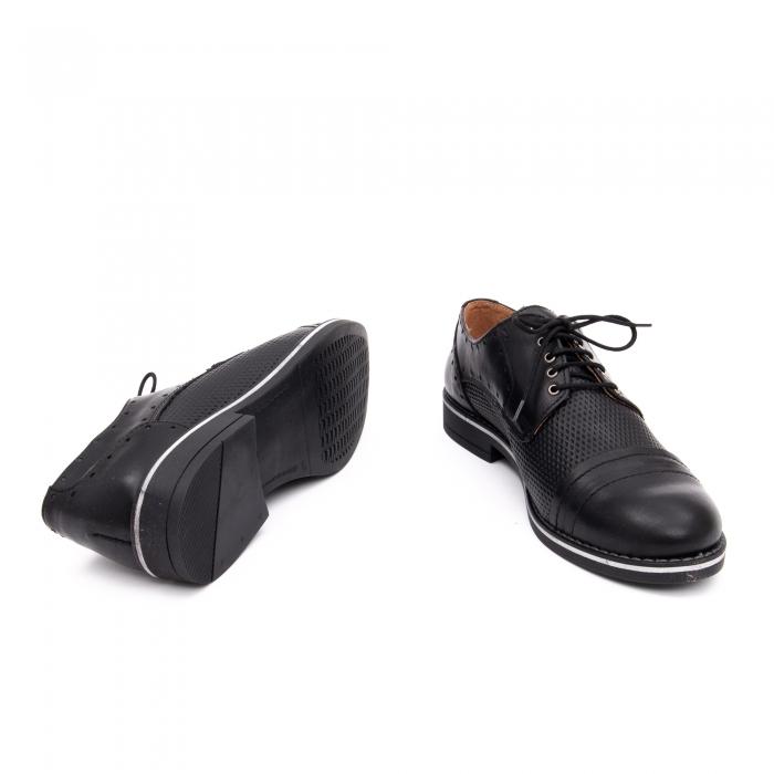 Pantof casual dama LFX 094 negru 3