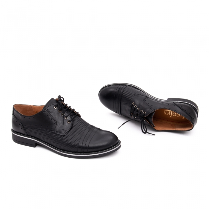 Pantof casual dama LFX 094 negru 1