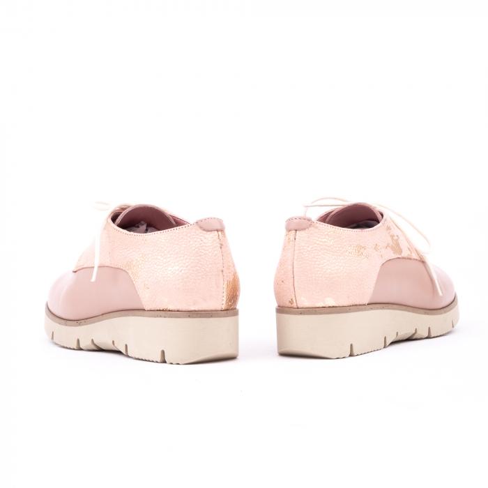Pantof casual dama LFX 200 pudra 6