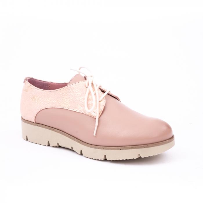 Pantof casual dama LFX 200 pudra 0