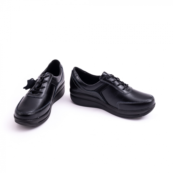 Pantof casual dama marca Angel Blue F002-94 black 4