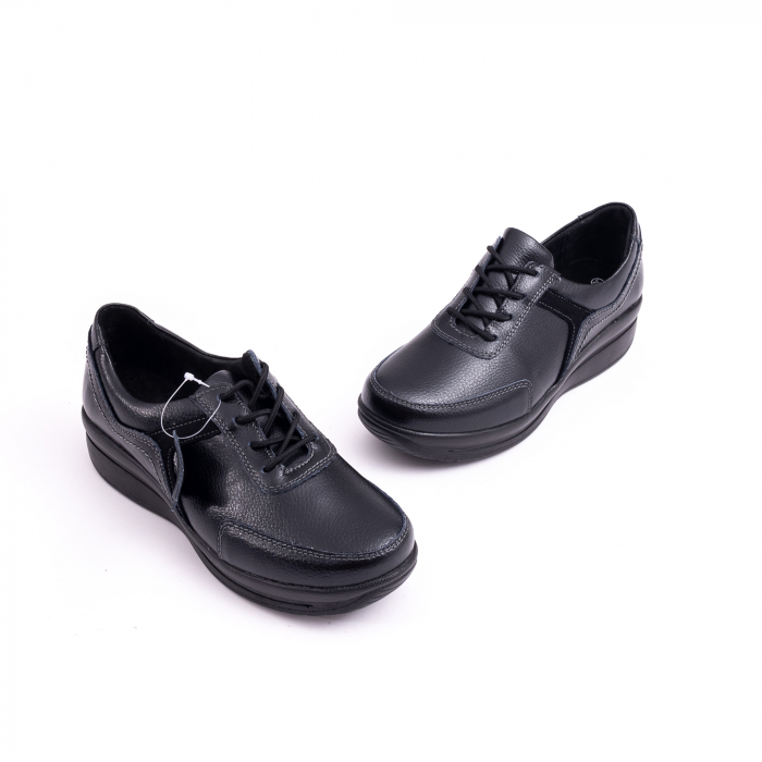 Pantof casual dama marca Angel Blue F002-94 black 2