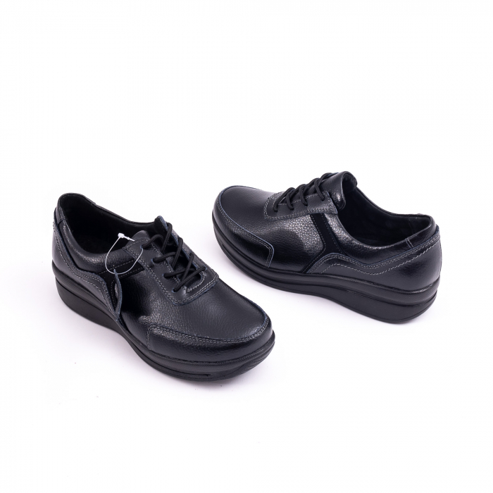 Pantof casual dama marca Angel Blue F002-94 black 1