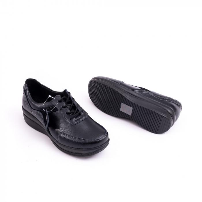 Pantof casual dama marca Angel Blue F002-94 black 3