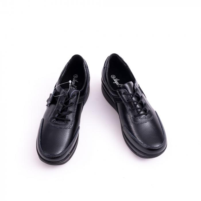 Pantof casual dama marca Angel Blue F002-94 black 5