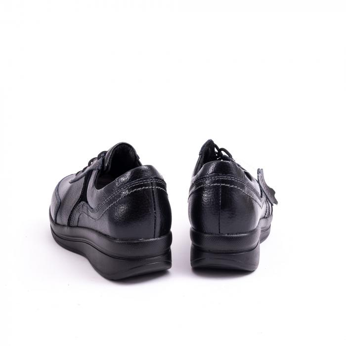 Pantof casual dama marca Angel Blue F002-94 black 6