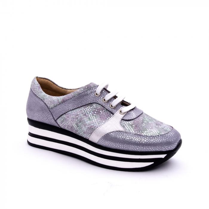 Pantof casual dama marca Nike Invest 1124 argintiu 0