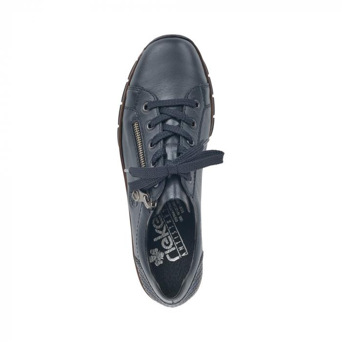 Pantofi casual dama, piele naturala, 53702-14 3