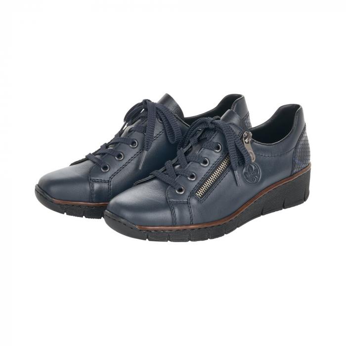 Pantofi casual dama, piele naturala, 53702-14 6
