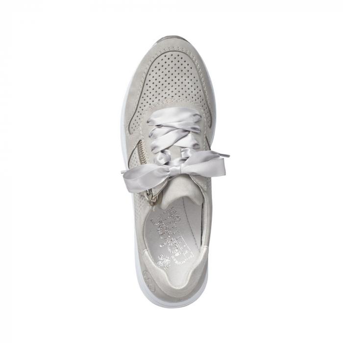 Pantofi dama casual din piele naturala, Rieker N4525-41 1