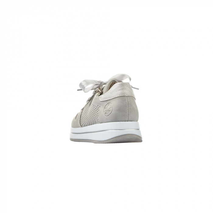Pantofi dama casual din piele naturala, Rieker N4525-41 2