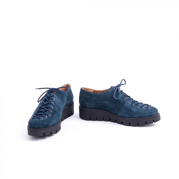 Pantof casual LFX 194 bleumarin 4