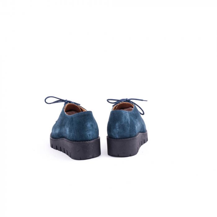 Pantof casual LFX 194 bleumarin 6