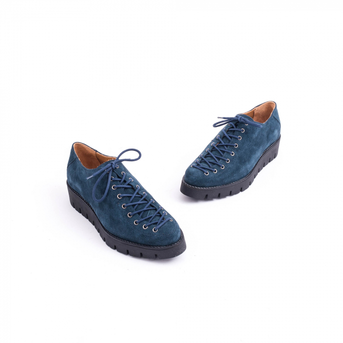 Pantof casual LFX 194 bleumarin 1