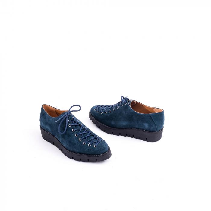 Pantof casual LFX 194 bleumarin 3