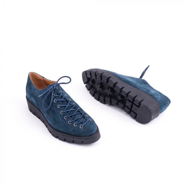 Pantof casual LFX 194 bleumarin 2