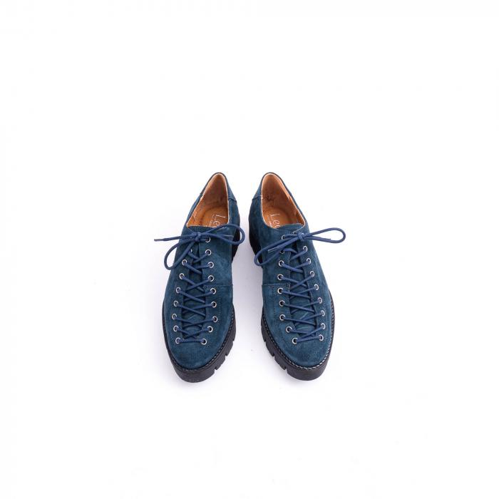 Pantof casual LFX 194 bleumarin 5