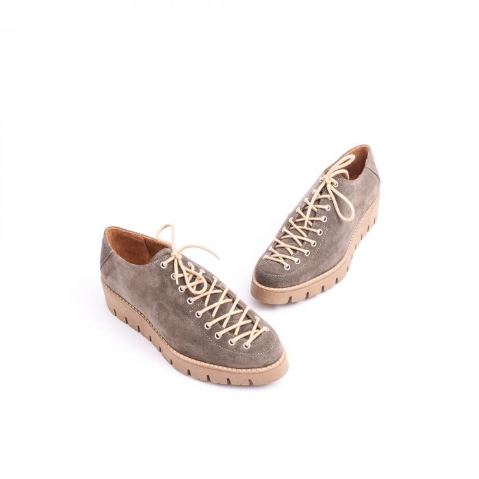 Pantof casual LFX 194 taupe 1