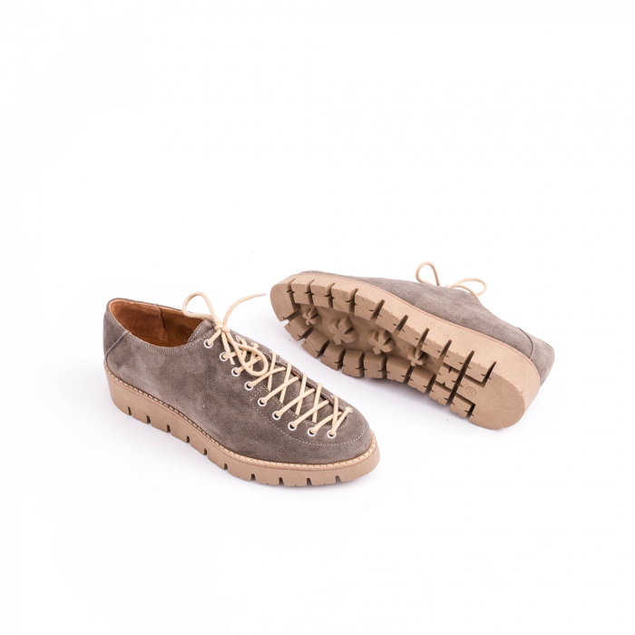 Pantof casual LFX 194 taupe 2