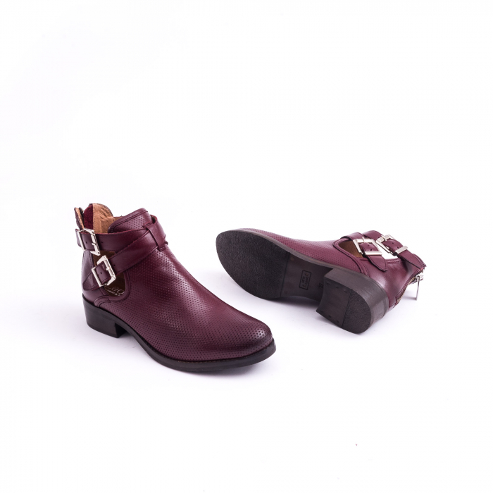 Pantof casual LFX 320 visiniu 2