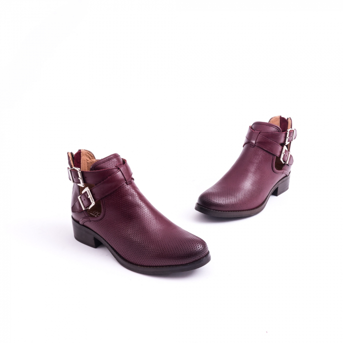 Pantof casual LFX 320 visiniu 1