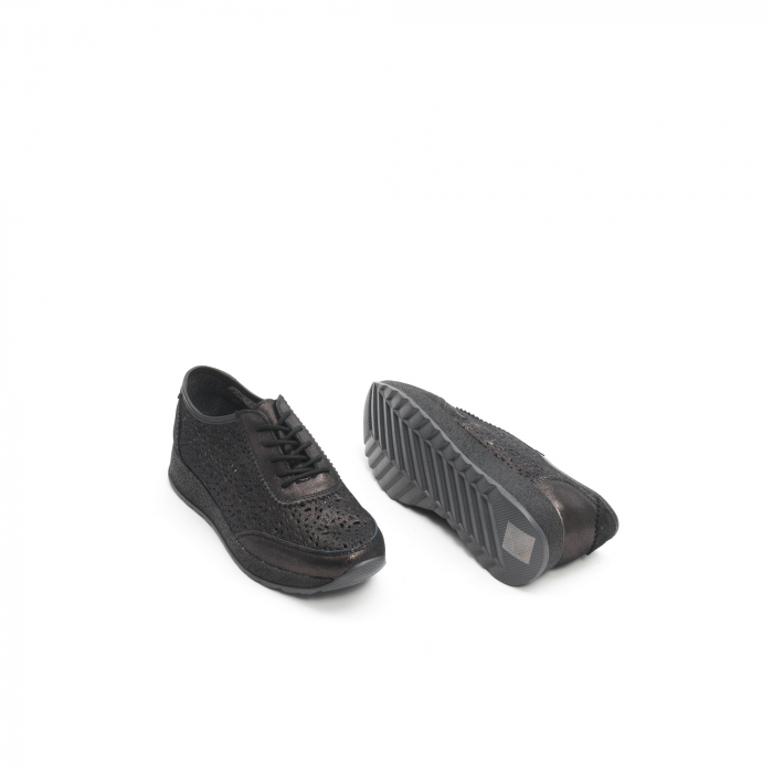 Pantof casual vara 67052 negru 3