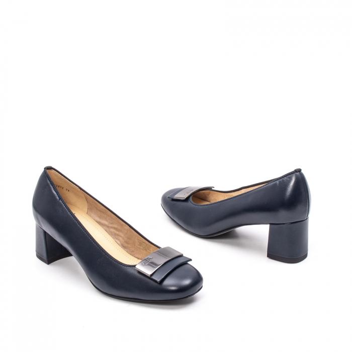 Pantofi eleganti dama  ARA 35512 bleumarin 6