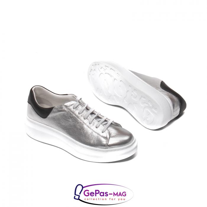 Pantofi casual dama, piele naturala, C592133 18-N 1
