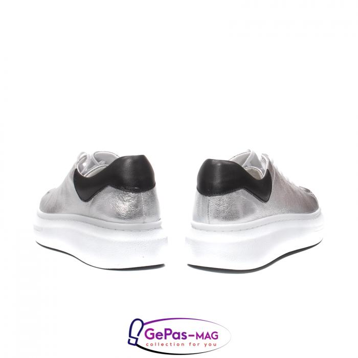 Pantofi casual dama, piele naturala, C592133 18-N 2