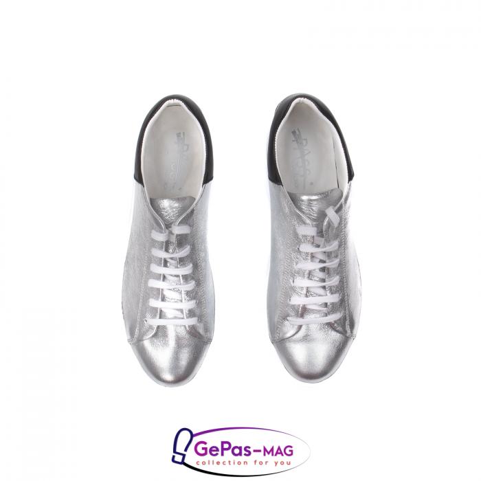 Pantofi casual dama, piele naturala, C592133 18-N 4