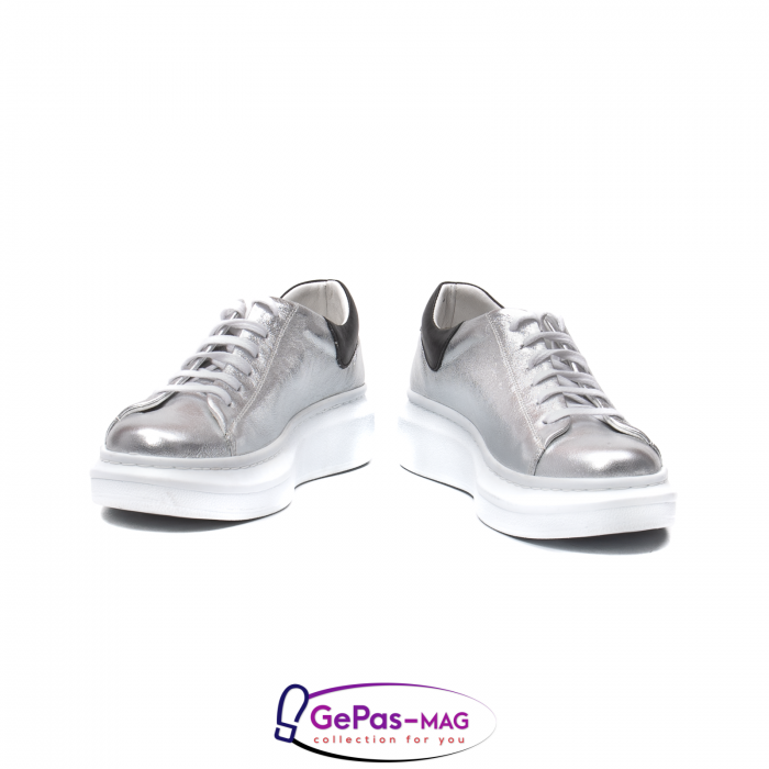 Pantofi casual dama, piele naturala, C592133 18-N 6