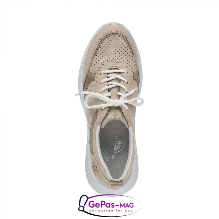 Pantofi dama tip sneakers, piele naturala, 59426-60 1