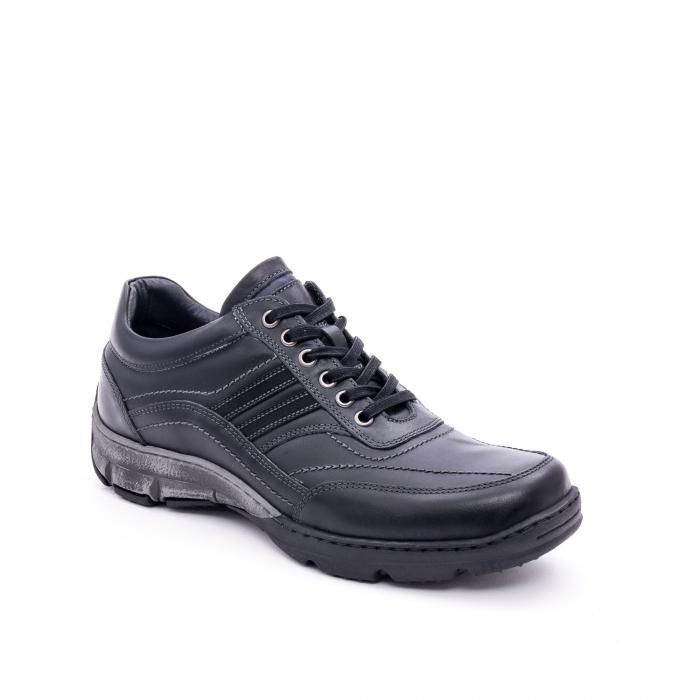 Pantof waterproof LFX 131 - negru 0