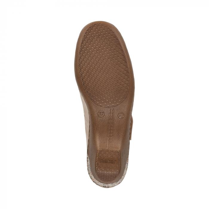 Pantofi decupati dama din piele naturala, 48369-60 [4]