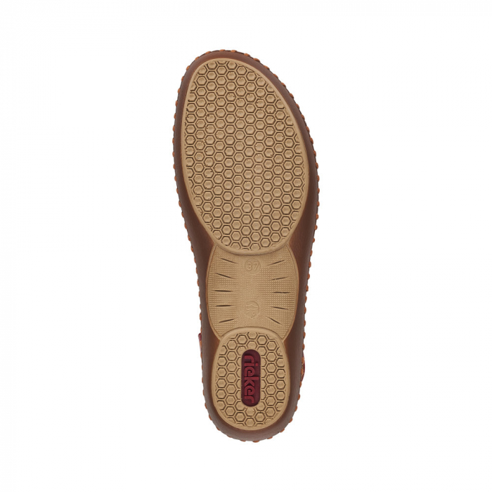 Pantofi decupati dama din piele naturala, M1658-33 4
