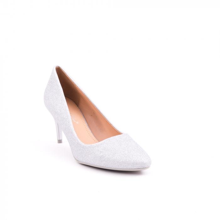 Pantof elegant 658 argintiu 0