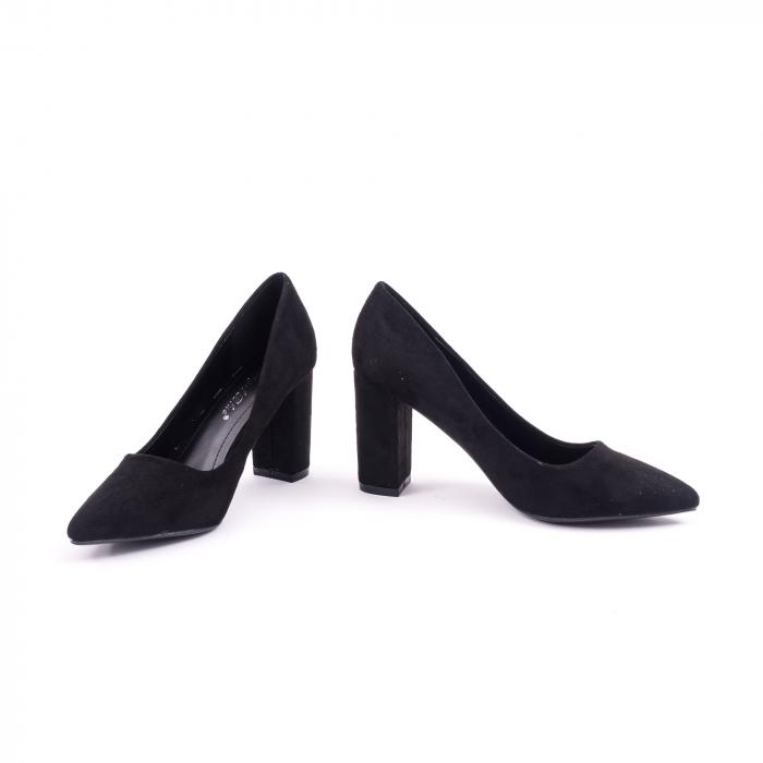 Pantof elegant  659 negru 4