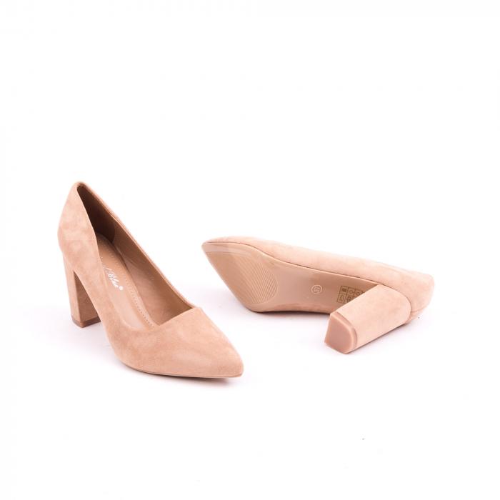 Pantof elegant 659 nude 3