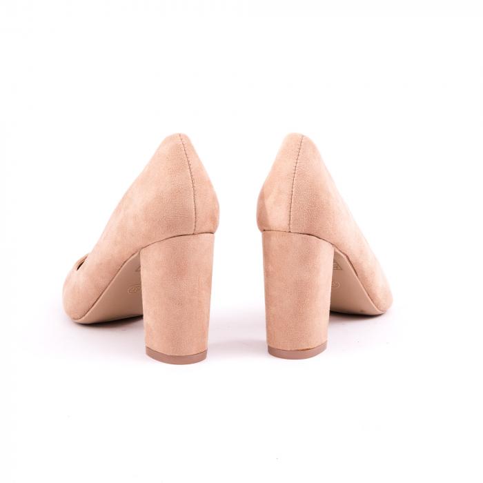 Pantof elegant 659 nude 6