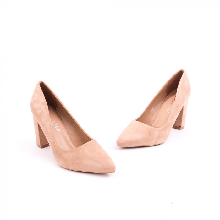 Pantof elegant 659 nude 1