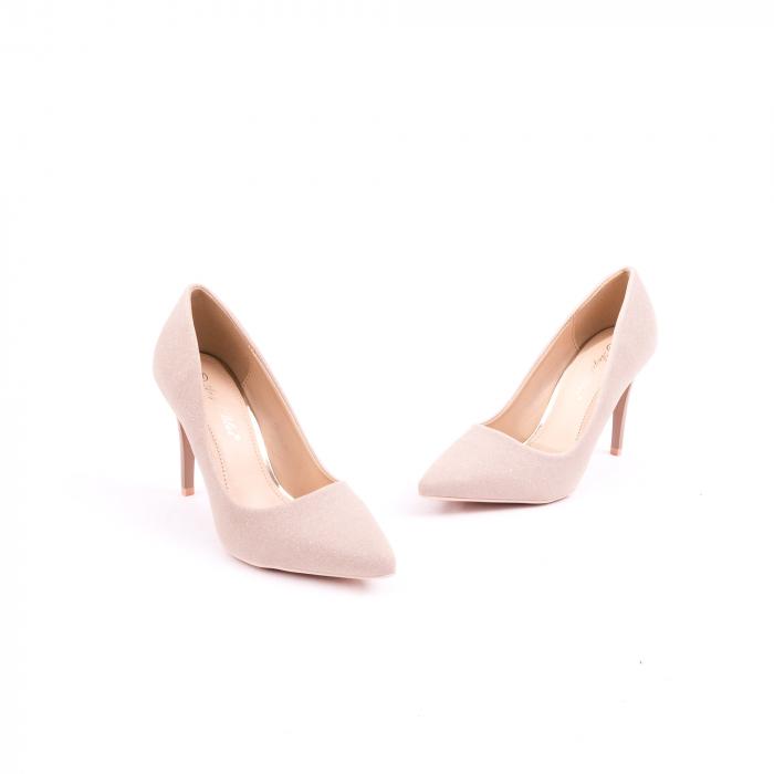 Pantof elegant 669 nude 1