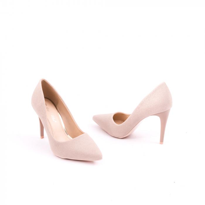 Pantof elegant 669 nude 4